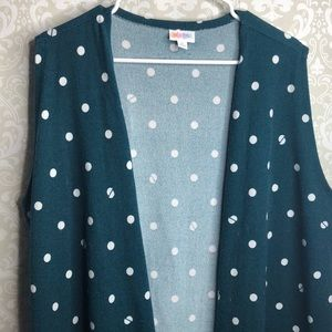 ❤️ LuLaRoe Joy Duster Vest